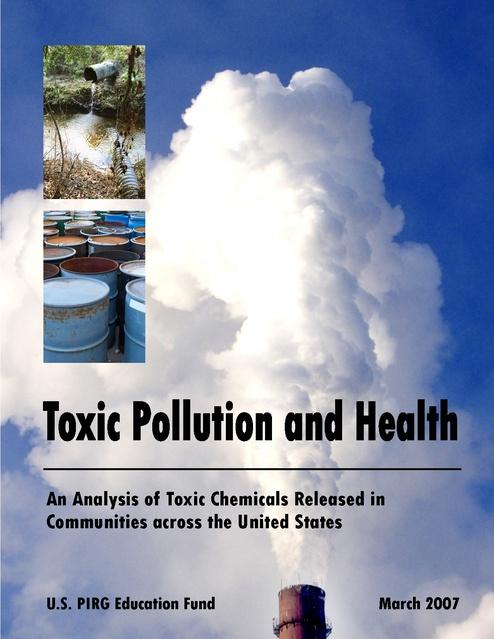 pollution analysis