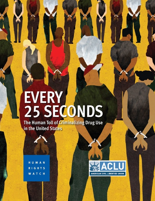 Human Rights Watch - Every 25 Seconds The Human Toll of