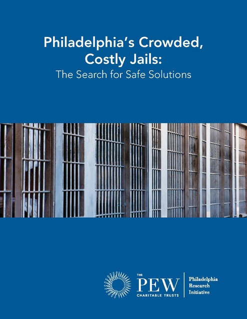 Philadelphia's Crowded, Costly Jails - The Search fo Safe
