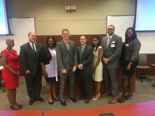 Memphis SRBLSA panel discussion 2014