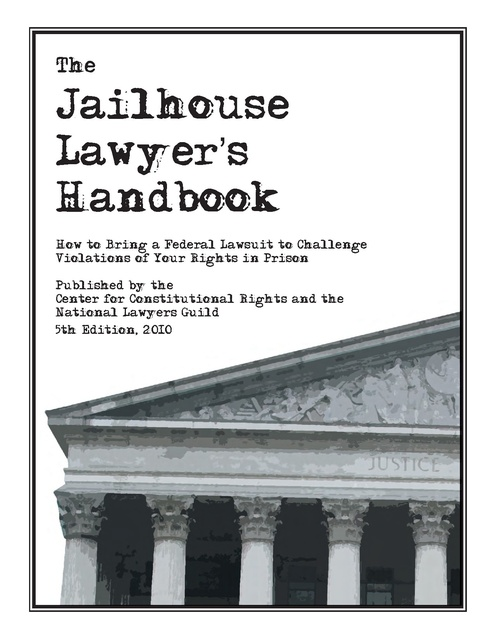 Jailhouse Lawyers Handbook 5th Ed, CCR & NLG, 2010 | Prison Legal News