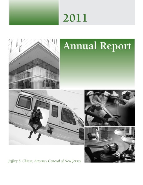 Annual Report 2011, NJ AG | Prison Legal News