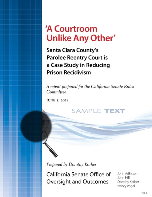 A courtroom unlike any other santa clara countys parolee brief thumbnail solutioingenieria Image collections