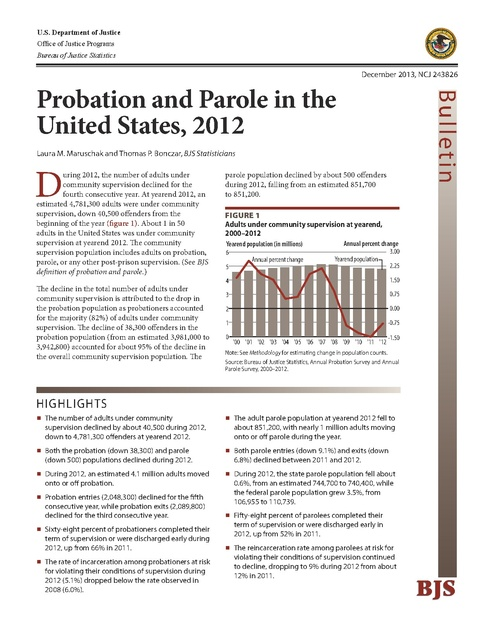corrections trend evaluation 2 essay Pennsylvania department of corrections were court referred to the pa doc for an sip evaluation trend in sip admissions.