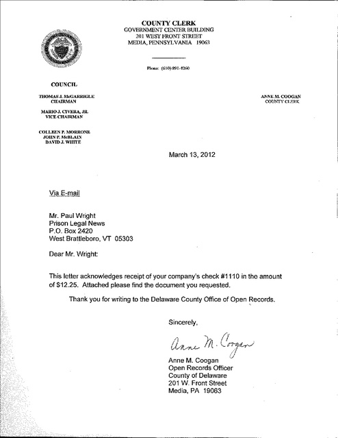 Contract Between Community Education Centers Inc And De County Board