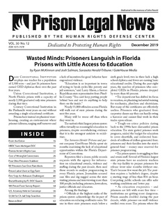 Prison Legal News Dedicated to Protecting Human Rights