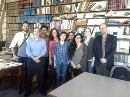 PLN with Alec Karakatsanis & Harvard law students 2015