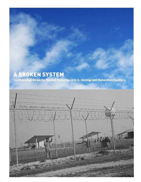 A Broken System - Confidential Reports Reveal Failures in