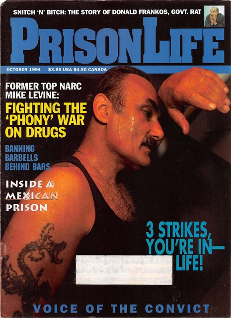 8c58badde Prison Life magazine, October 1994 | Prison Legal News
