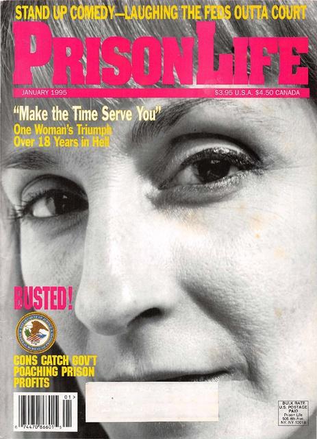 size 40 d2a9f 613e8 Prison Life magazine, January 1995  Prison Legal News