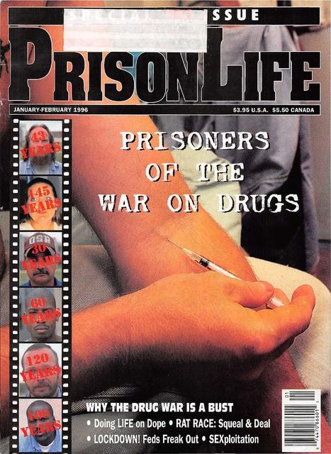 Prison Life January February 1996 Prison Legal News  Prison Legal News
