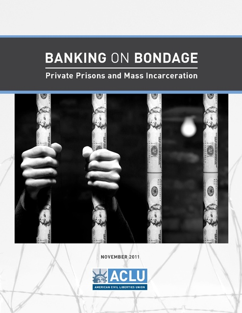 private prisons essay Open document below is an essay on private prisons from anti essays, your source for research papers, essays, and term paper examples.