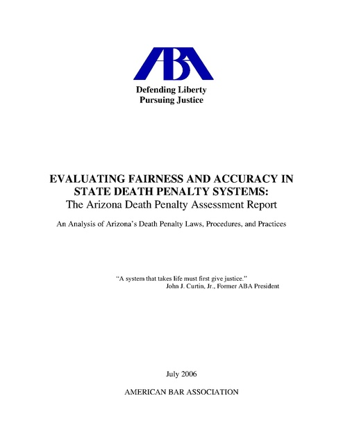 Evaluating Fairness and Accuracy in State Death Penalty